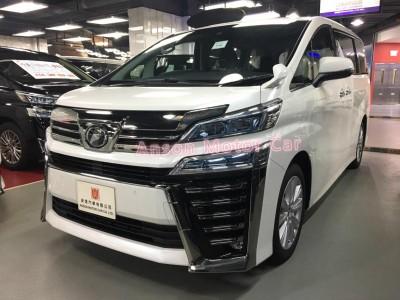 Toyota ALPHARD FACELIFT 2.5 ZA