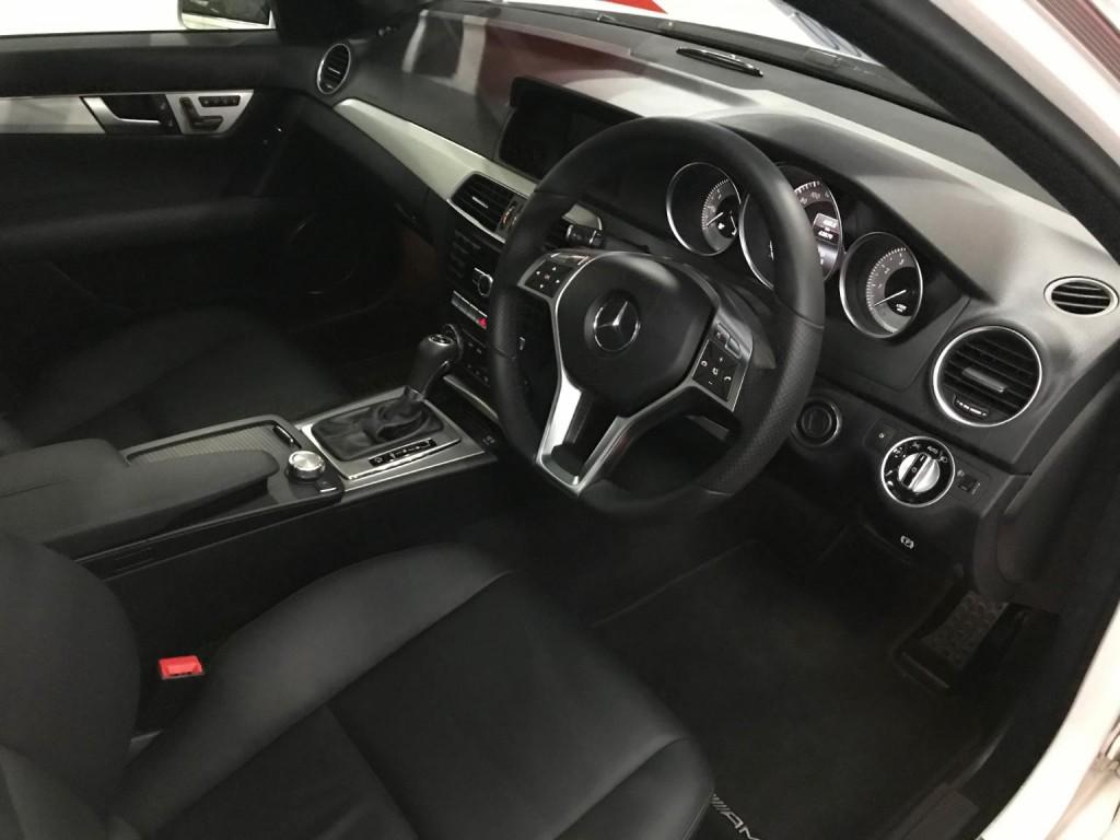 Mercedes-Benz C200 AMG EDITION FL