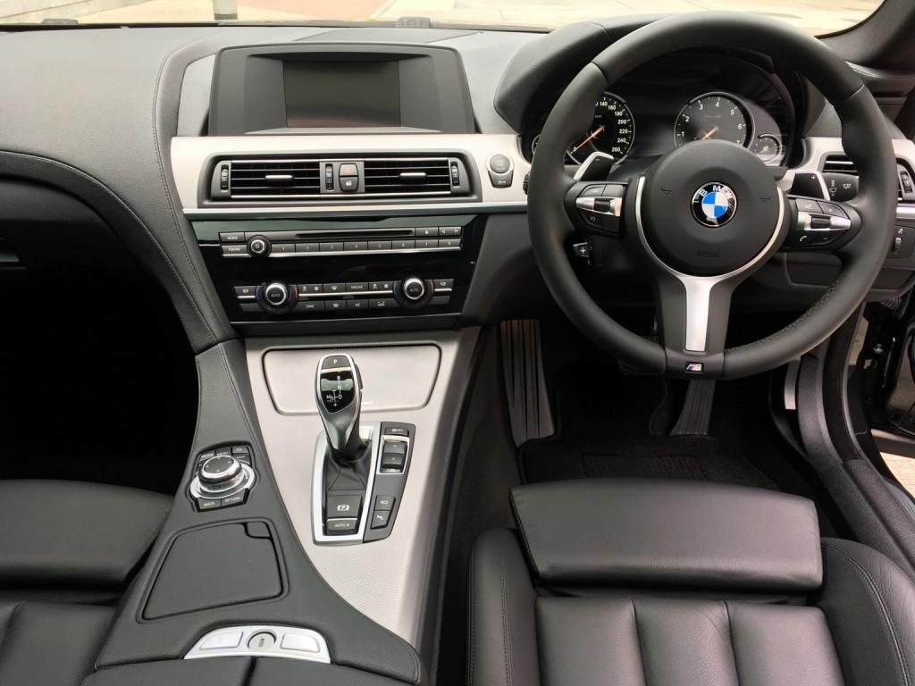 BMW  640IA M SPORT FACELIFT