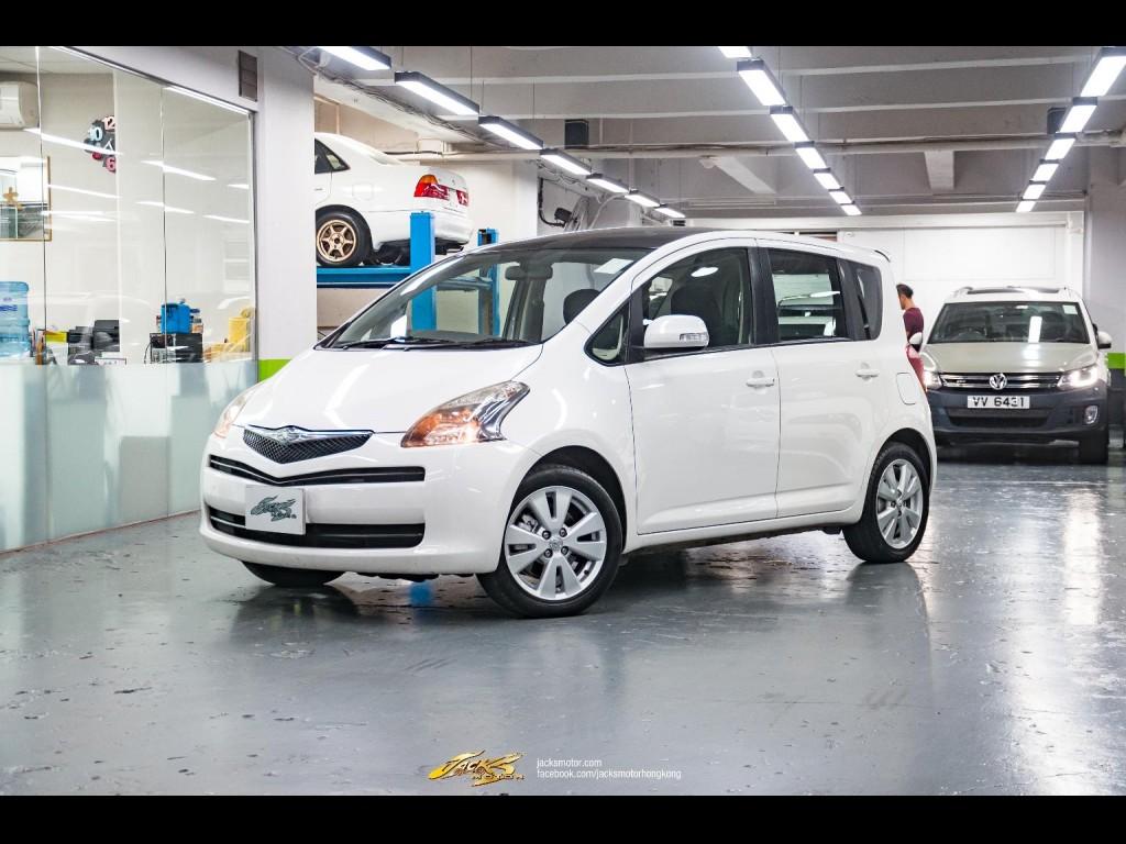 Toyota Ractis 1.5 G