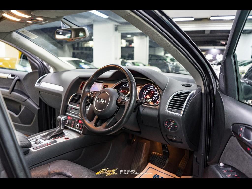 Audi Q7 3.0 TDI QUATTRO Facelift