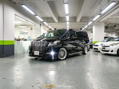 Toyota Alphard 2.5 S