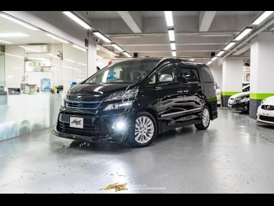 Toyota Vellfire 2.4 ZG Facelift