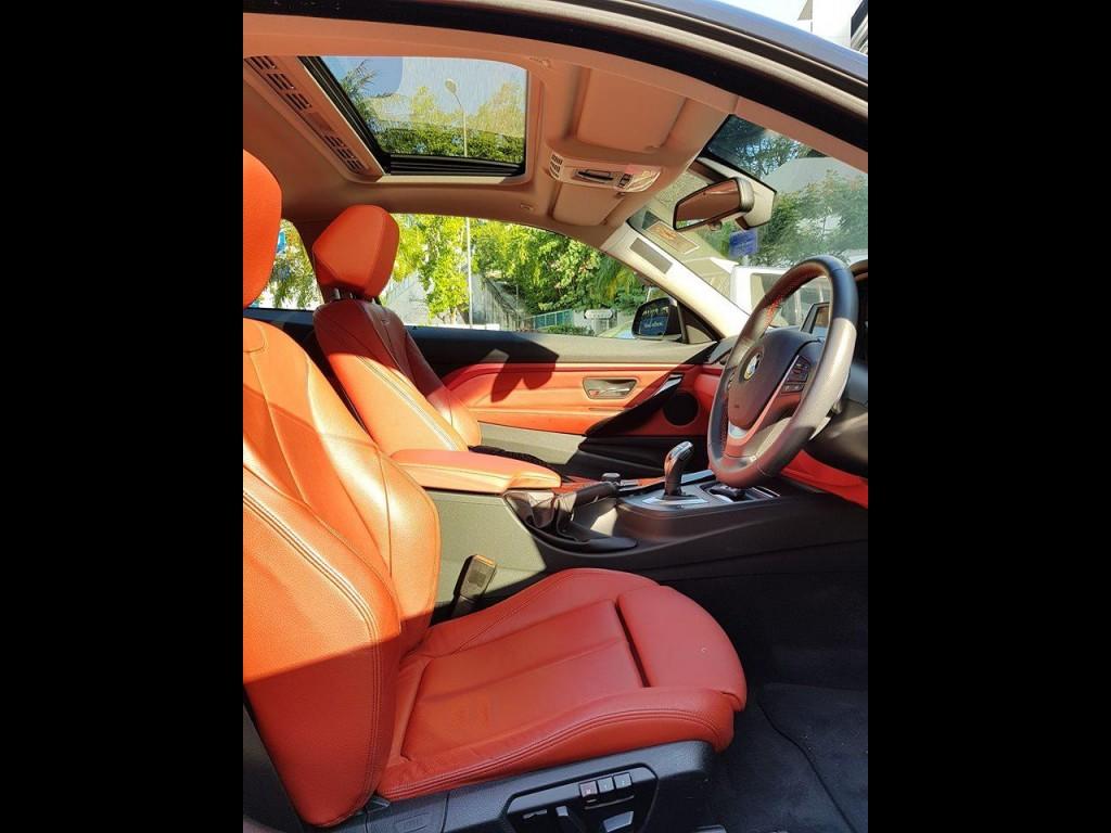 BMW  428I Coupe Sport
