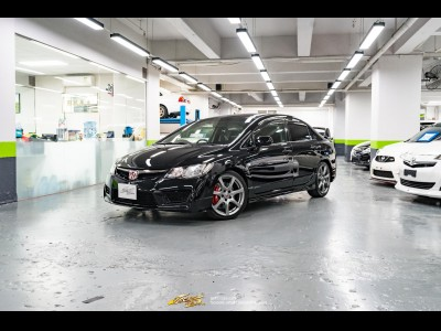 Honda Civic Type R FD2 Facelift