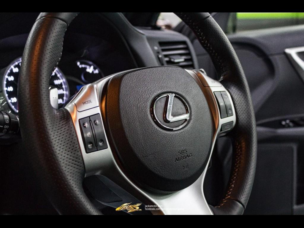 Lexus CT200h F Sport by Modellista