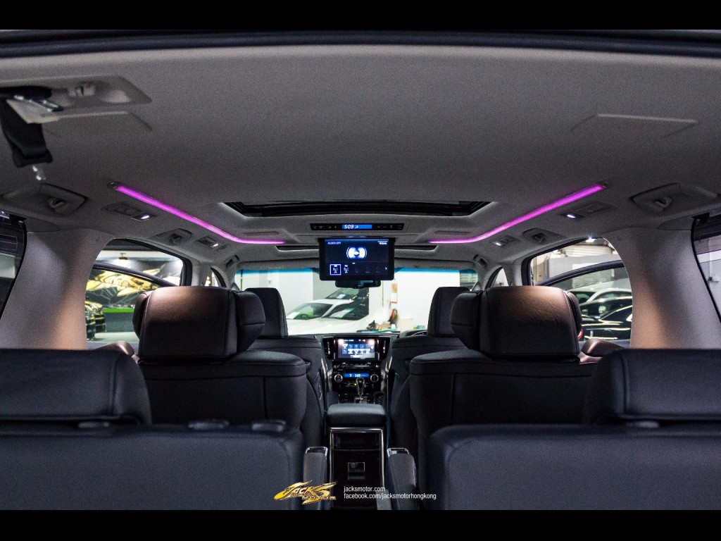 Toyota Alphard 2.5 Hybrid SRC Modellista
