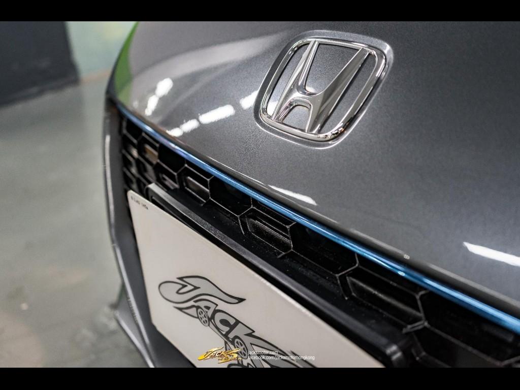 Honda CRZ Hybrid Alpha Facelift