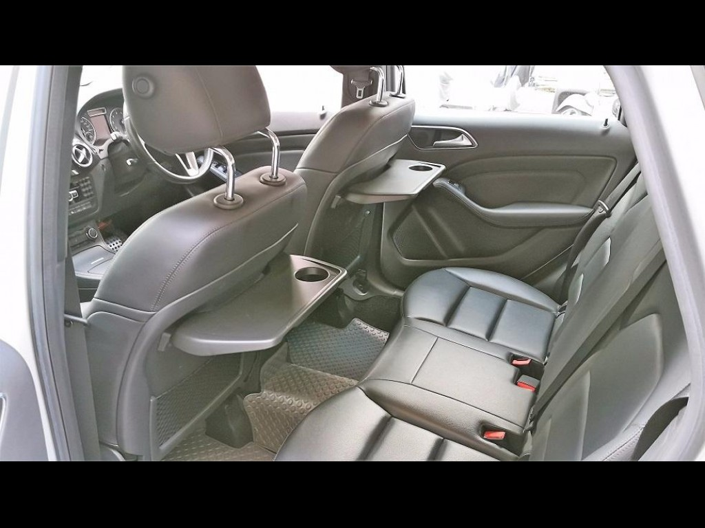 Mercedes-Benz 	B200 BLUEEFFICIENCY