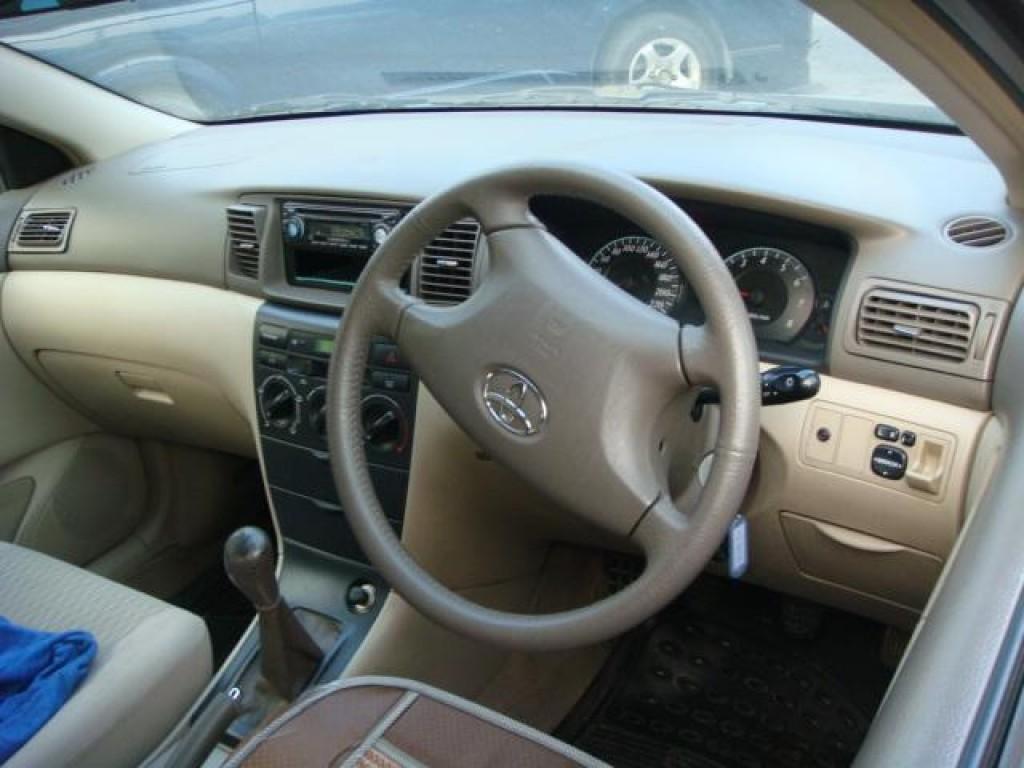 Toyota Corolla NE121