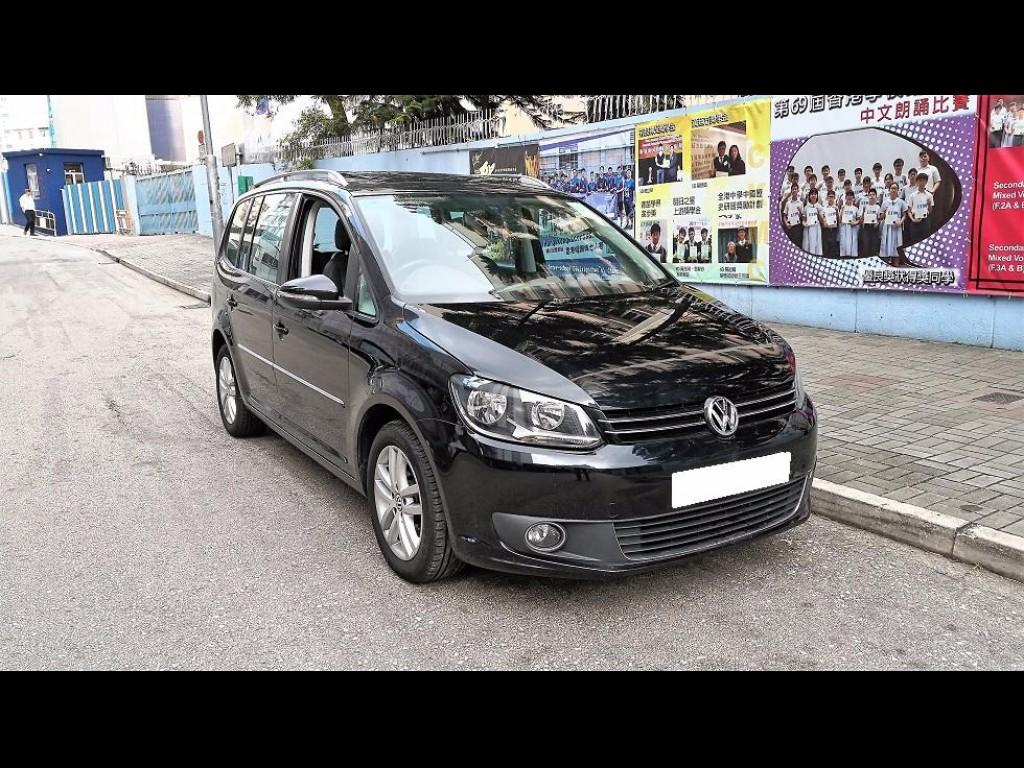 Volkswagen TOURAN 1.4 TSI 170PS