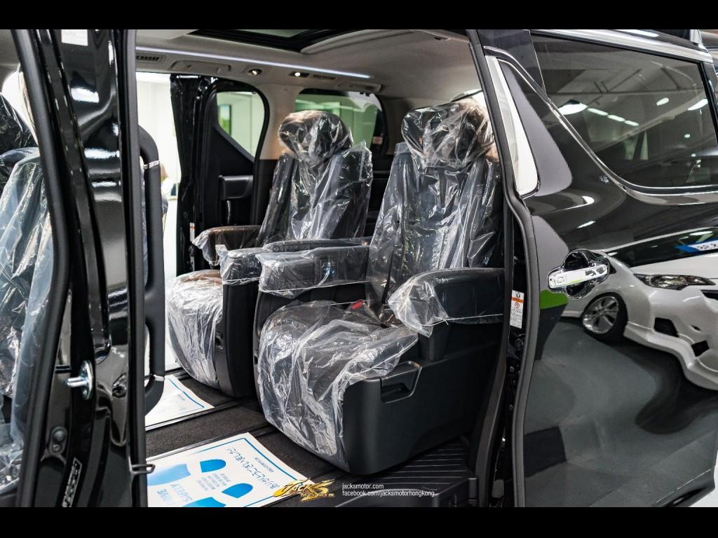 Toyota Vellfire 3.5 ZG Facelift