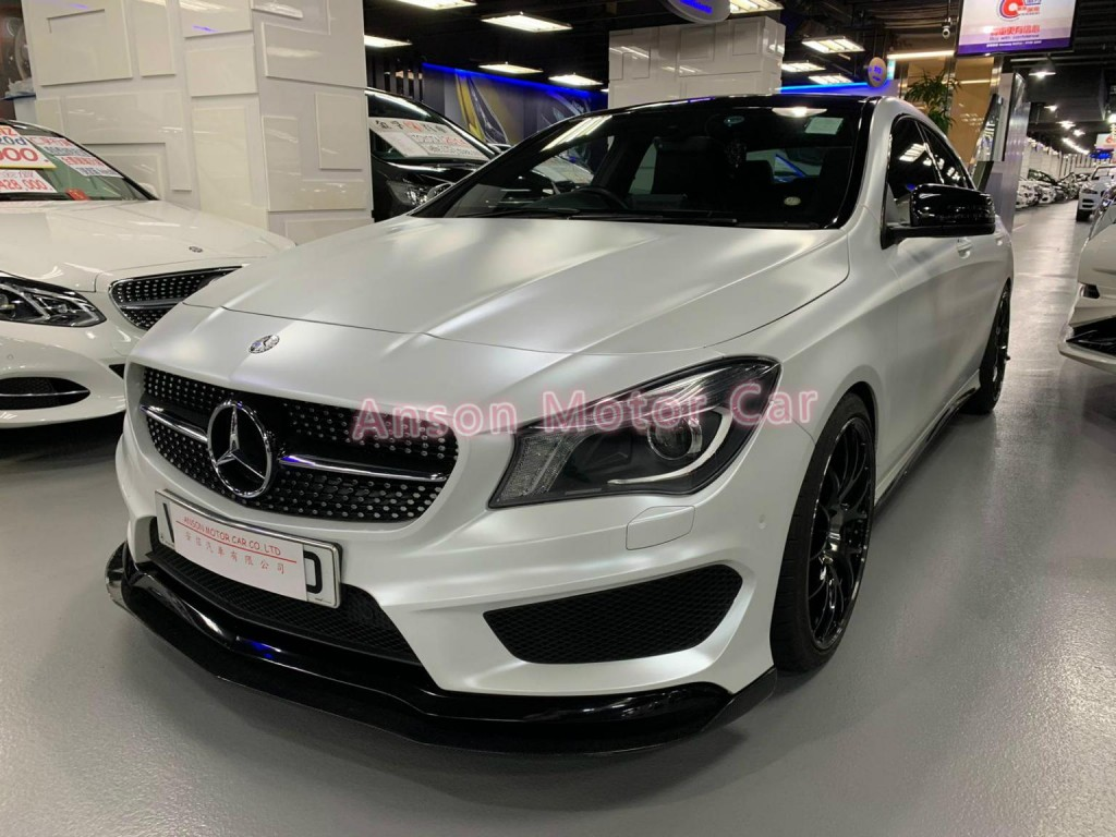 Mercedes-Benz CLA 250 AMG