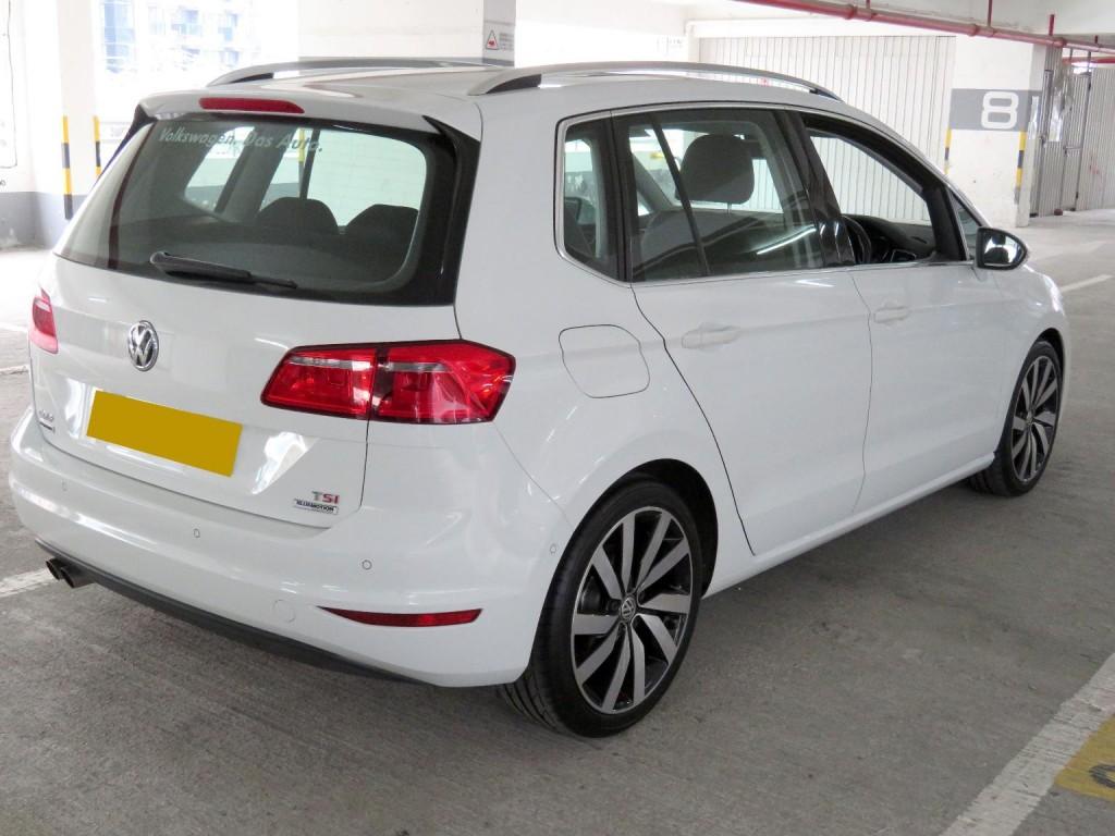 Volkswagen  GOLF SV TSI 150PS HL