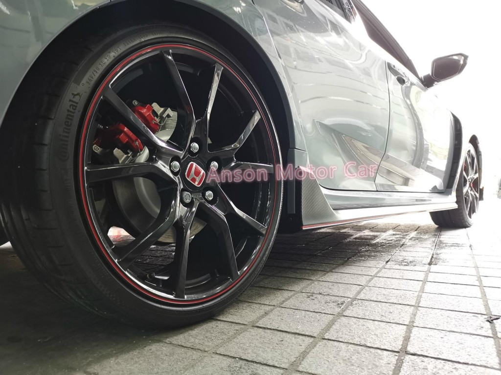 Honda Civic TYPE R FK8 GT