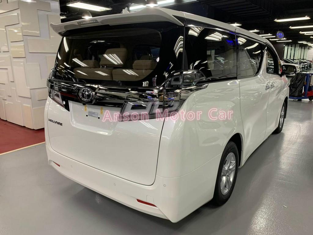 Toyota VELLFIRE FACELIFT 2.5 X