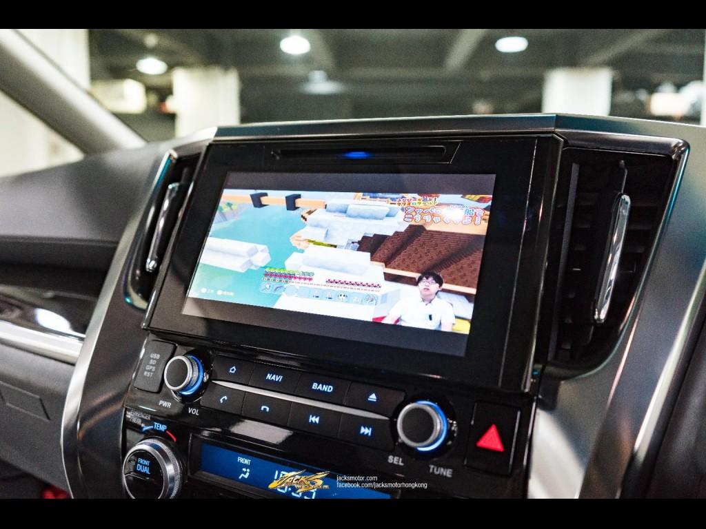 Toyota Vellfire 2.5 ZG Modellista