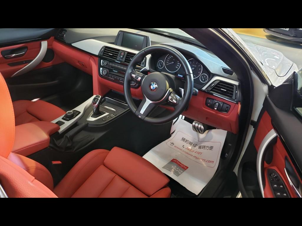 BMW  428i cab