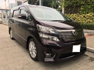 Toyota VELLFIRE 3.5