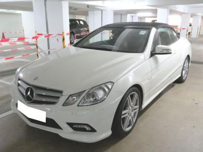 Mercedes-Benz E250 BLUEEFFICIENCY CABRIOLET