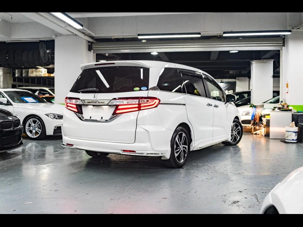 Honda Odyssey RC1 Absolute