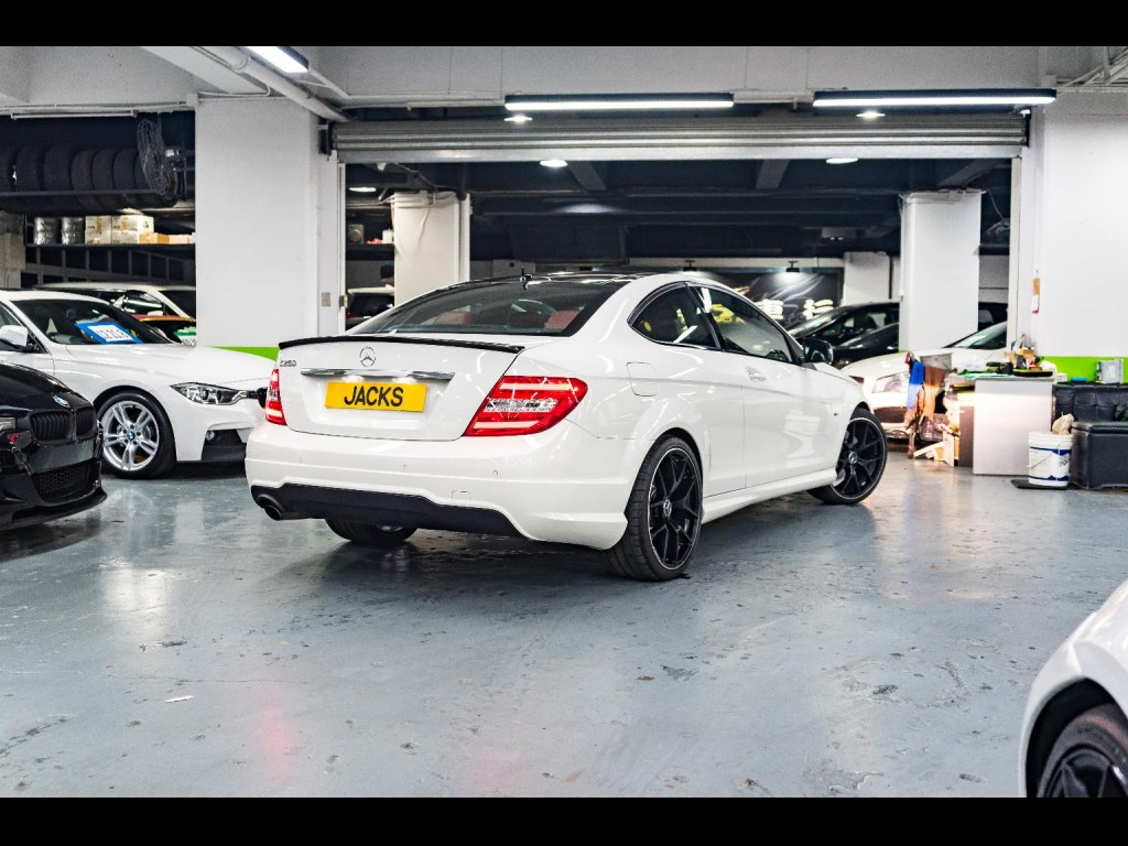 Mercedes-Benz C250 Coupe AMG