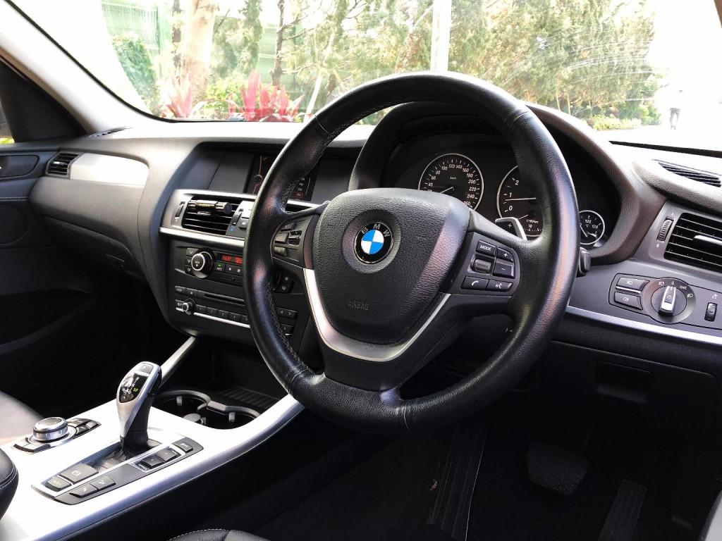 BMW  X3 XDRIVER35I