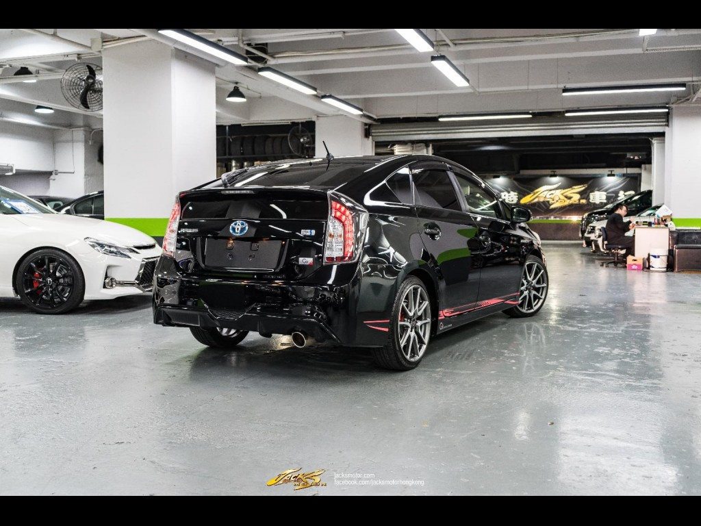 Toyota Prius G's