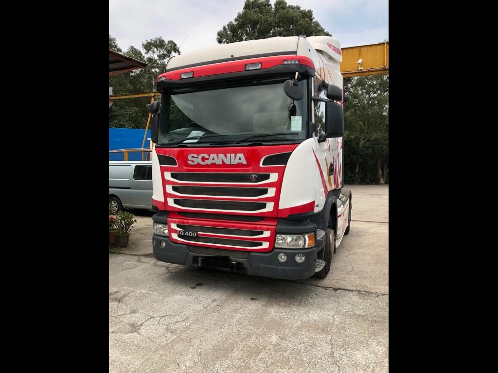 38噸 G400