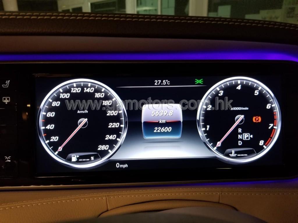 Mercedes-Benz S500L AMG