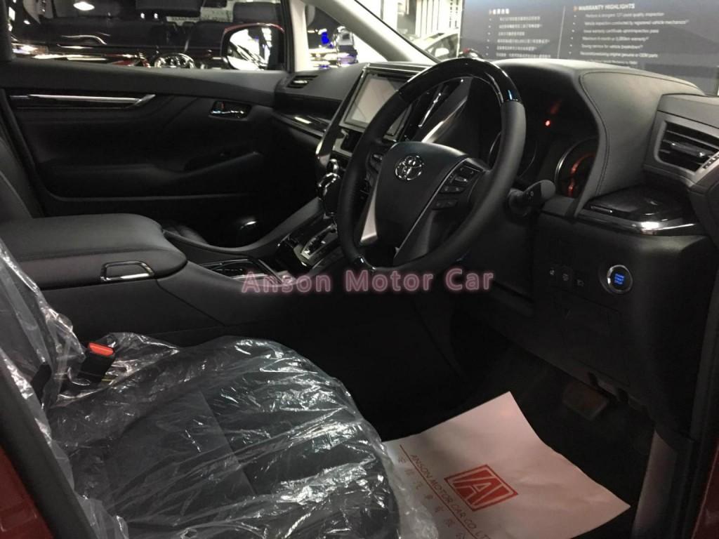 Toyota ALPHARD FACELIFT 3.5 SC V.6