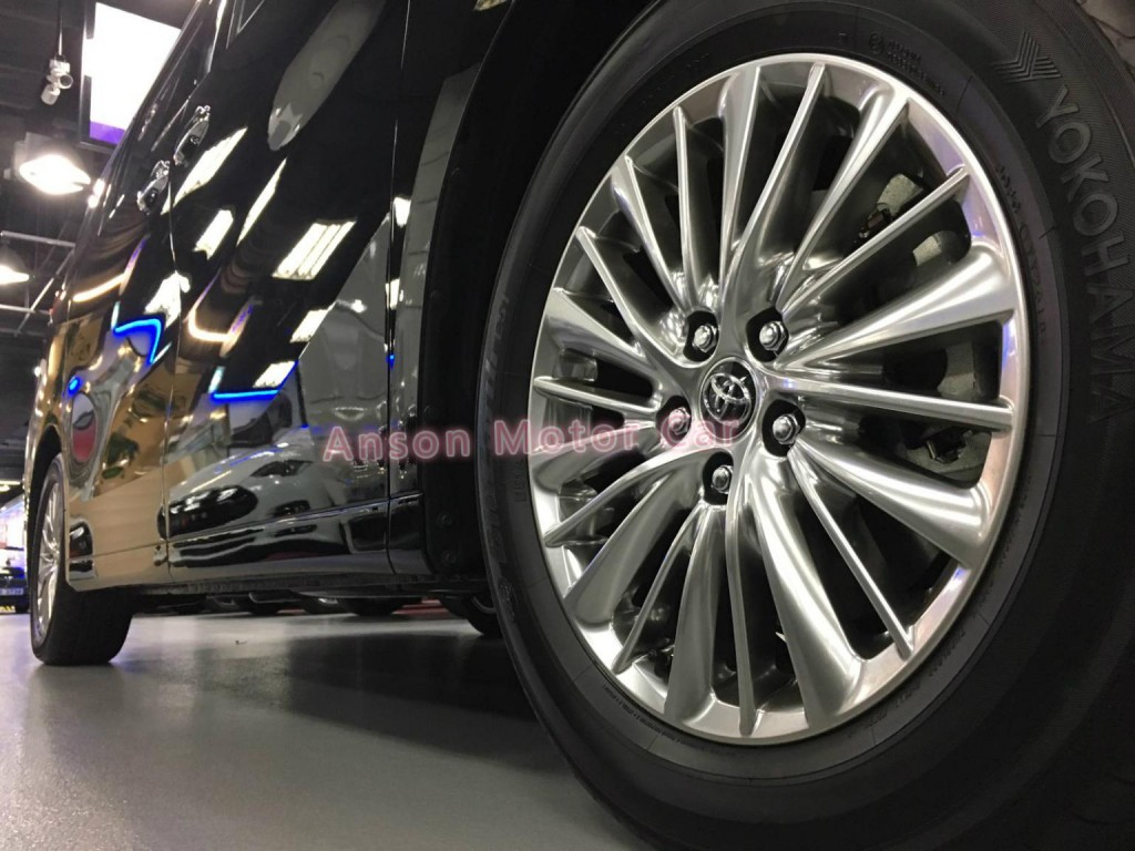 Toyota ALPHARD FACELIFT 3.5 GF v6