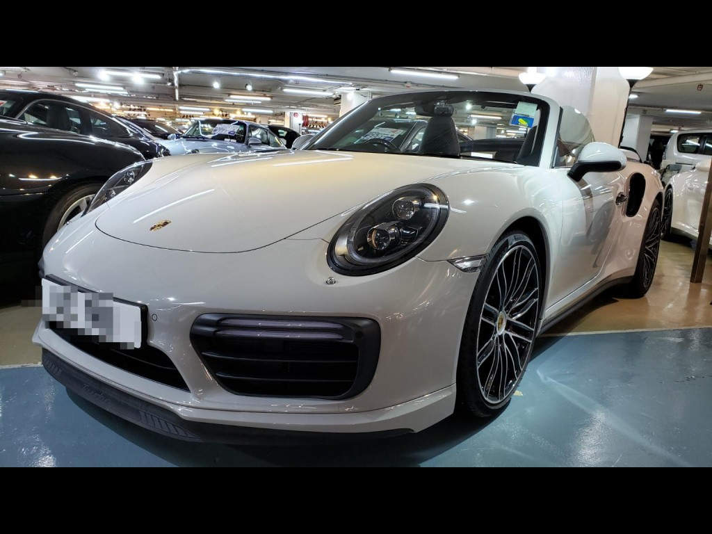 Porsche 991 turbo cab.
