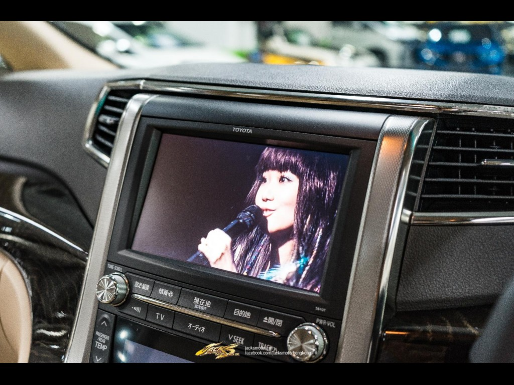 Toyota Alphard 2.4 GL Facelift