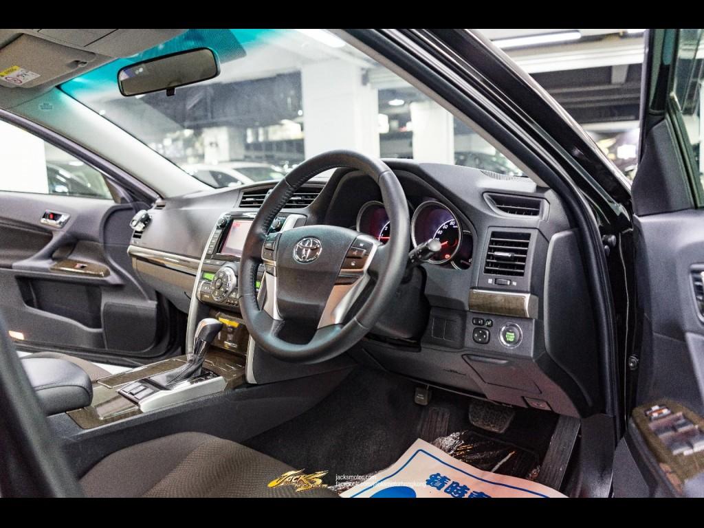Toyota Mark X 250G S Facelift