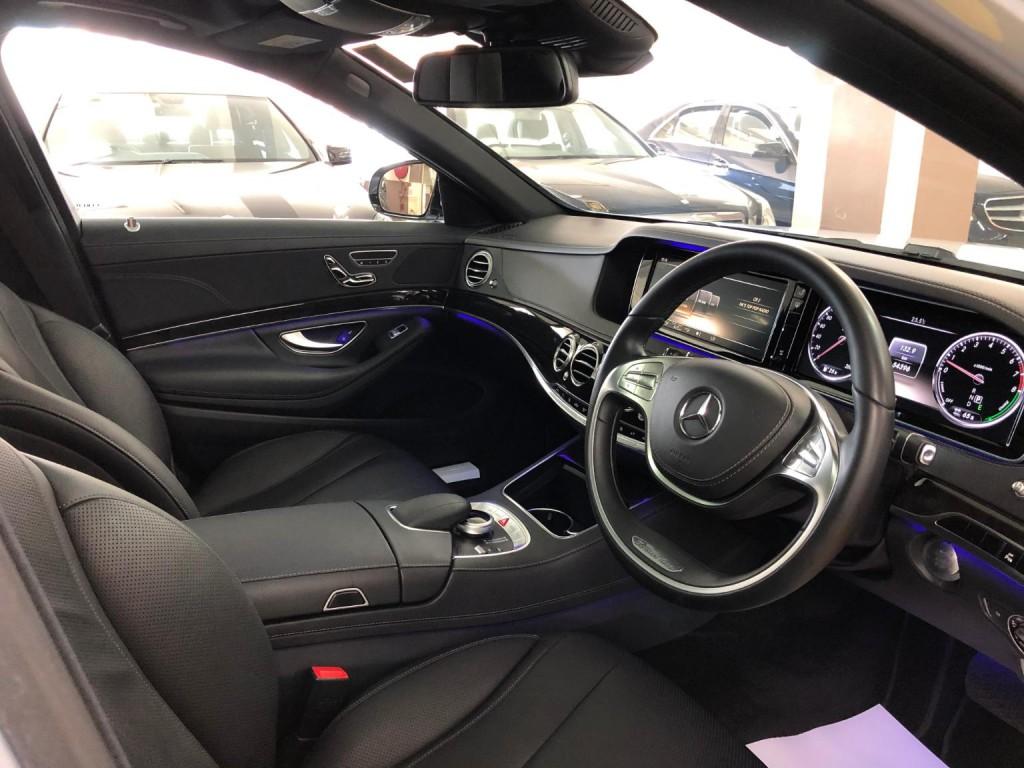 Mercedes-Benz s400 Hybird