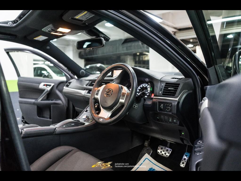 Lexus CT200h F Sport
